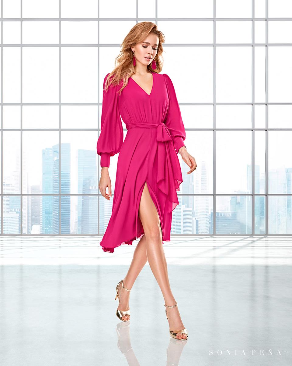 Robes de soirée, robes de Mére de la mariee. Complete 2020 Collection Automne Hiver Capsule 2020. Sonia Peña - Ref. 2200023