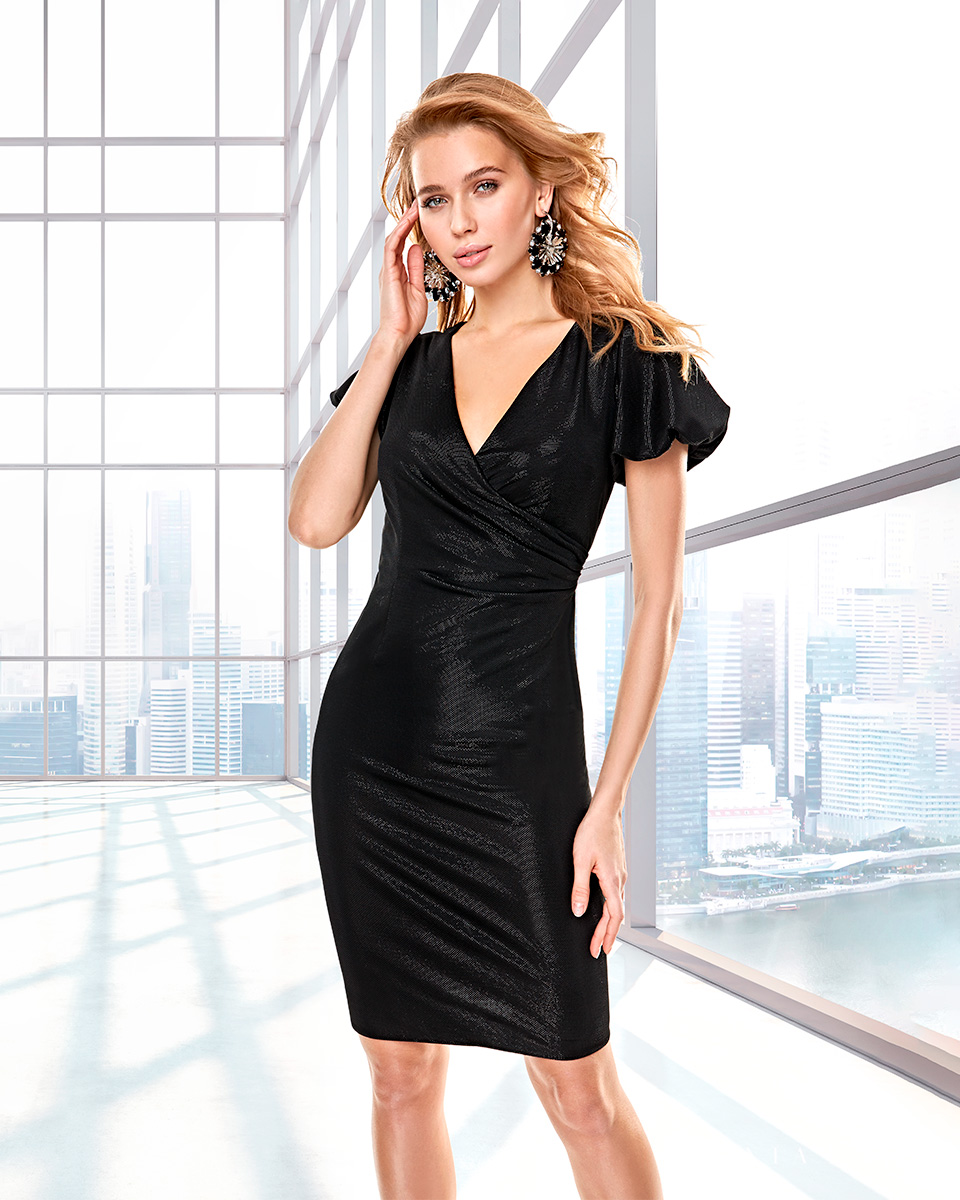 Robes de soirée, robes de Mére de la mariee. Complete 2020 Collection Automne Hiver Capsule 2020. Sonia Peña - Ref. 2200028