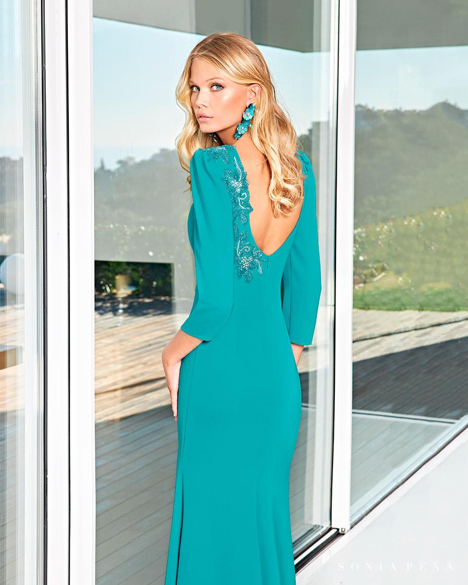 Party Kleider, Mutter der Brautkleiderm Cocktailkleider. Frühling-Sommer-Kollektion 2021. Sonia Peña - Ref. 1210006