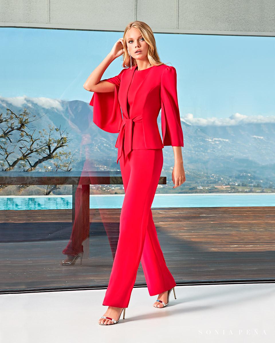 Party Kleider, Mutter der Brautkleiderm Cocktailkleider. Frühling-Sommer-Kollektion 2021. Sonia Peña - Ref. 1210035