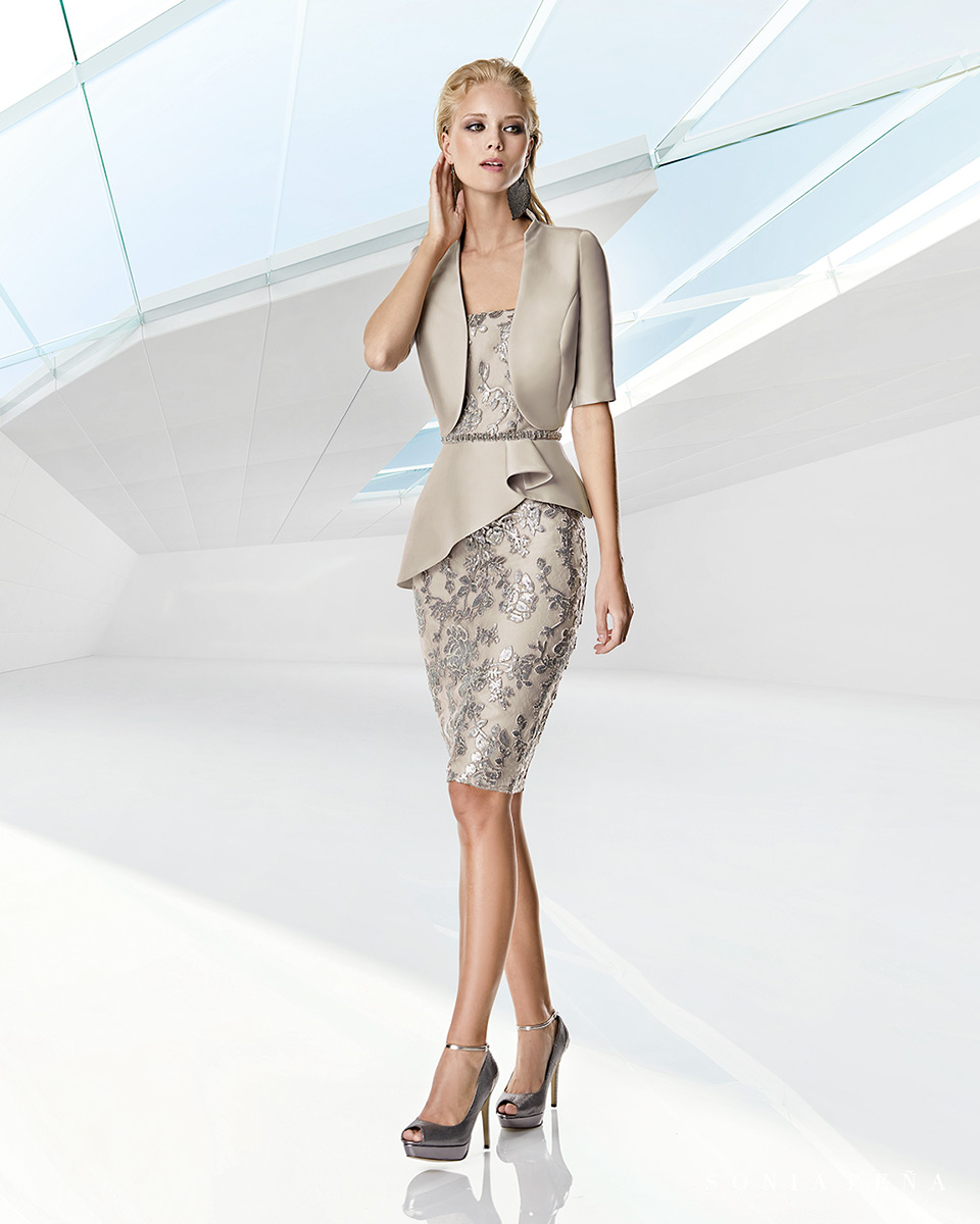 Party Kleider. Frühling-Sommer-Kollektion Trece Lunas 2020. Sonia Peña - Ref. 1200036