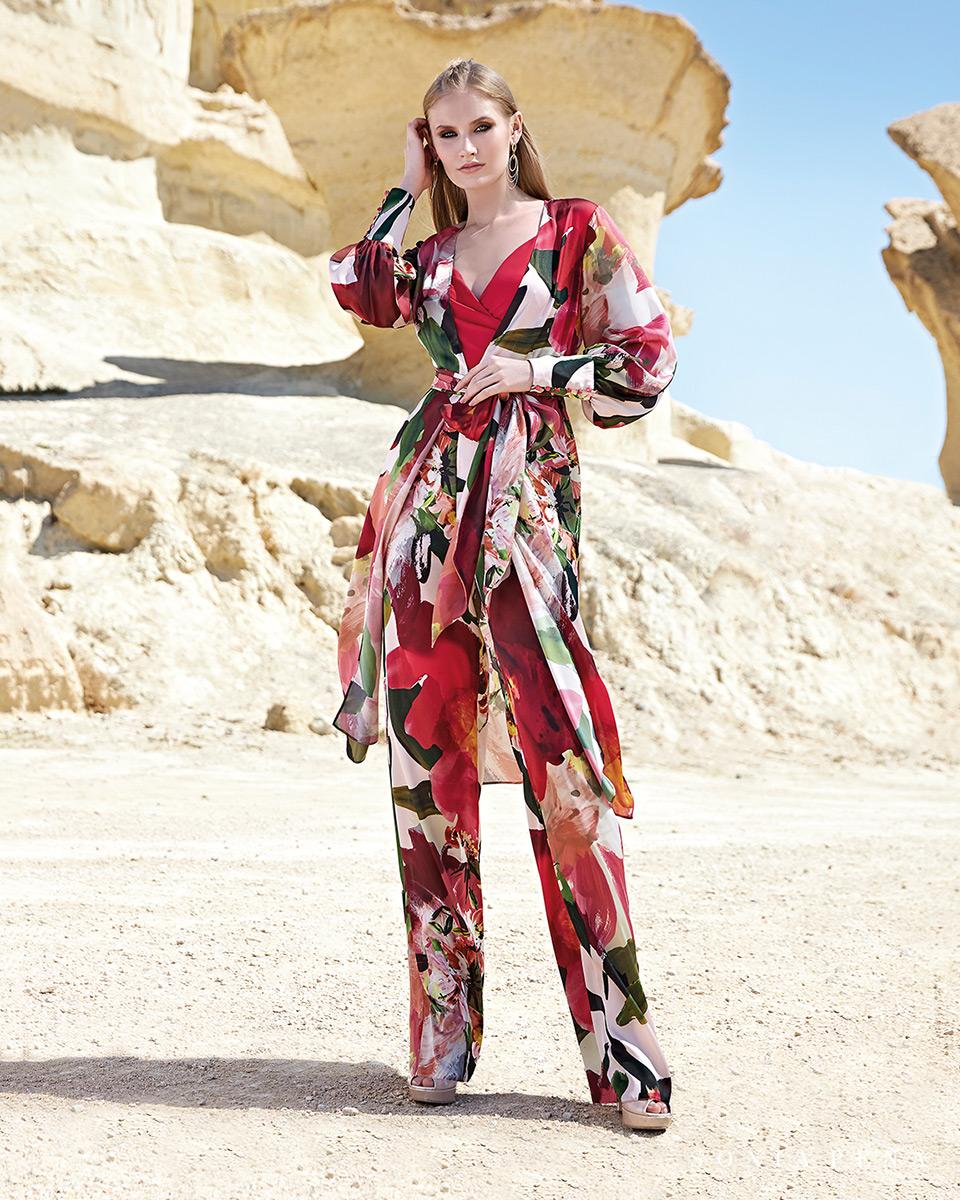Vestidos de fiesta 2020. Colección Primavera Verano 2020 Trece Lunas. Sonia Peña - Ref. 1200136